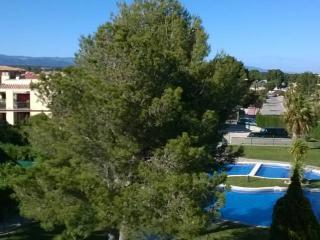 Apartamento con jardín y piscina en Miami playa