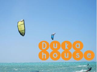 Dukahouse - private rooms for easy travellers, Paje