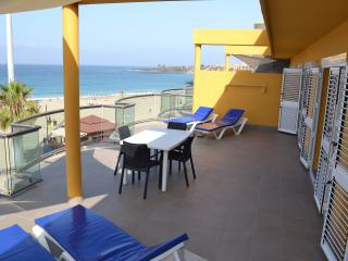 Apartamento en primera linea de playa., Los Cristianos