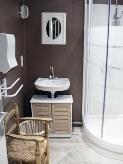 Salle de bain gite