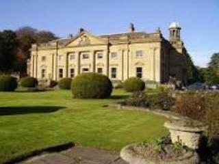 Wortley Hall featuring gardens, Bar, Restaurants, events etc...