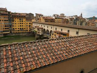 Suite 1 Amazing view on Ponte Vecchio, Florence