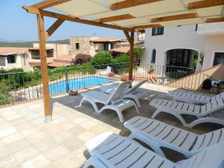 2 Room apartment  with swimming pool, Golfo Aranci