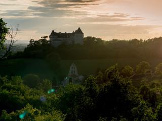 Château de Goudourville -Sud Ouest- Midi Pyrénées