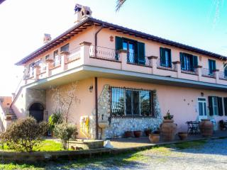 Villa Enli, Capalbio