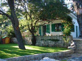 Villa Bellveder near Omis (pool)