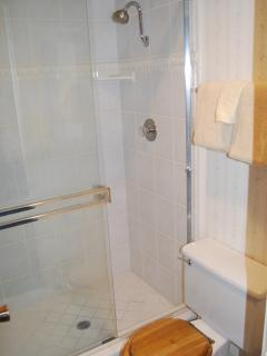Ensuite Master Bath with full shower.