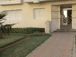 Porte de L'Escalier N°:8 de La Résidence Ibn Khaldoun