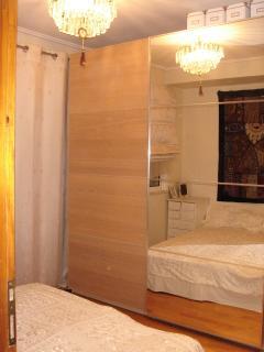 CLOSETS bedroom