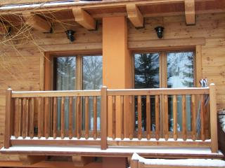 Chalet Studio Apartment 200m from the ski lifts, La Thuile