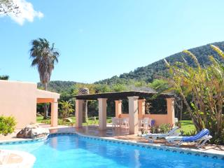 Private villa San Jose - Sea views & swimming pool, Cala Tarida
