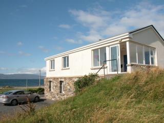 Beach house, Louisburgh, Mayo, Ireland,