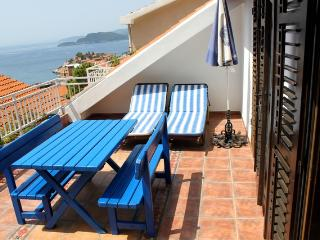Sveti Stefan NR  Two-Bedroom Apartment with terrace,Sea View
