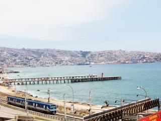 Habitación con baño, excelente ubicación, Valparaiso