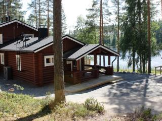 Villa Rock and Lake, Kangasniemi