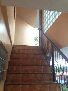 Staiway to 2nd floor