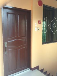 Unit Main Entrance