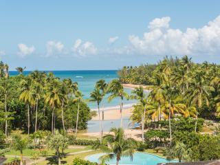 View of the beach - Vue de la plage