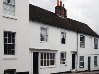 The cottage - a hidden surprise inside!