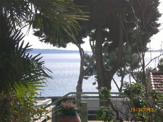 Villa piscine superbe vue mer -  Portissol
