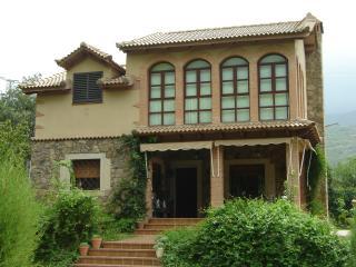 Casa rural en el Valle del Jerte, Rebollar