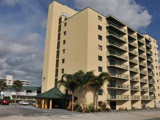 Sunglow Direct Ocean Front Daytona Beach Shores Condominium