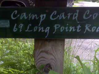 Camp Card Cove, Harpswell