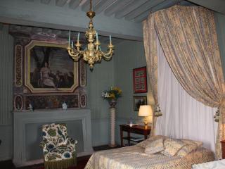 Chambre d'hôtes (Diane) au Château de la Tour, Rivarennes