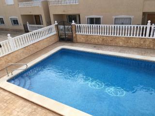 Holiday apartment with large private solarium