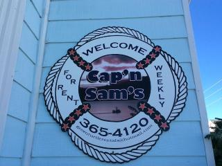 Cap'N Sam's - Waterfront with Dock - Includes Golf