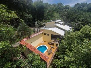 Vista Reyes, Pool & Terrace, Jungle View, 3 Bdrms, Quepos