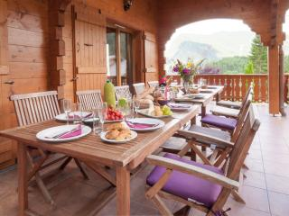 Luxury Mountain ChaletChalet, La Cote-d'Arbroz