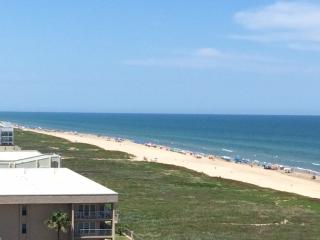 9th floor  On Gulf! Beach and Bay View Blessed!, Isla del Padre Sur