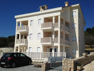 New, beautiful see view apartment No.2.(4+2), Novalja