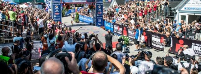 If you like to push yourself to the limit then you can participate in the Tremblant Ironman!