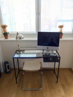 Free WLAN iMac Computer
