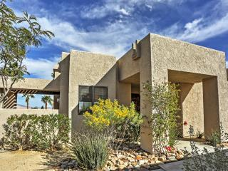 Cozy & Private 2BR Borrego Springs Home at Rams Hill Golf Course w/Wifi, Private Patio, Gas Fire Pit & Amazing Views - Close to Hiking, Shopping, Fine Dining & More!