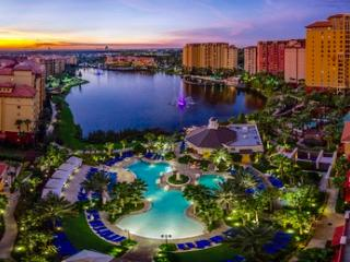 2 BD Wyndham Bonnet Creek in Gates of DisneyWorld, Orlando