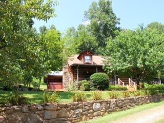 Bison Escape, secluded & peaceful, huge game room!, Maggie Valley