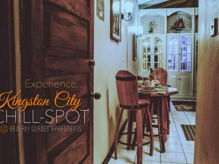 Kingston City Chill Spot + Airport pick available