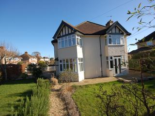 Substantial character detached house sleeping six, Seaton