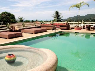Chaweng  Sea  View  Villa