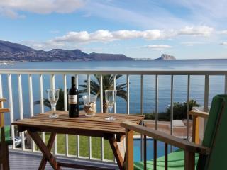"""04- Las mejores vistas de """"Playa Albir"""" Altea (Alicante), L'Alfas del Pi"""
