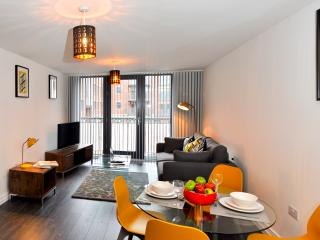 Large 2 Bed Apartment - Metalworks By UR STAY, Birmingham