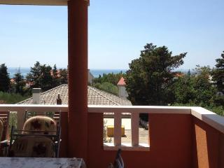 New,central located with sea view-100m from beach