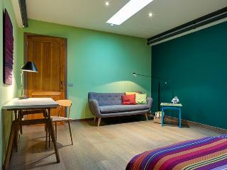 Kleurrijke kamers Gent centrum, Ghent