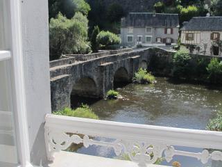 River house 'Vieux Pont', a Corner of Paradise, Vigeois