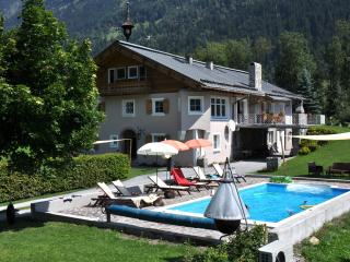 landhouse with pool Type B3/ economy for 4 persons, Bad Hofgastein