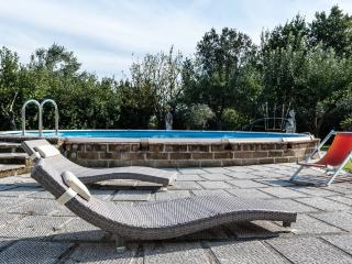Casolare con piscina colline Toscane