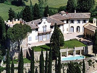 Villa Giulia, Castelfiorentino